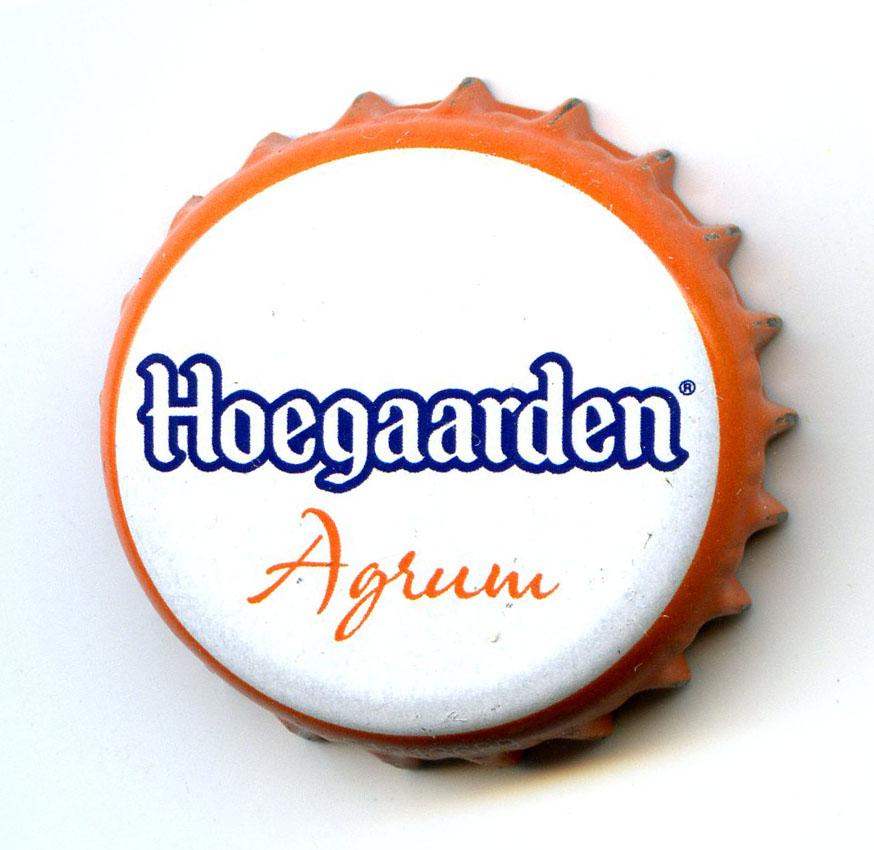 Hoegaarden nouvelle série Belgique Bier_InBev_Hoegaarden-Agrum